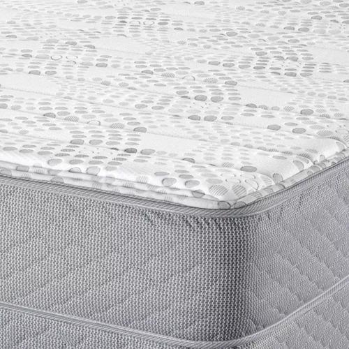 colchón piero montreaux 190 x 90 1 1/2 resortes individuales