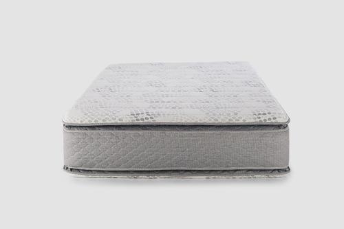 colchón piero montreaux pillow 2 plazas 190x140 resortes