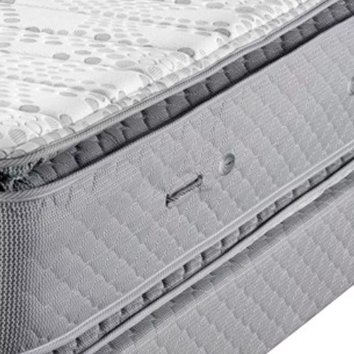 colchón piero montreaux pillow 200 x 180 resortes pocket