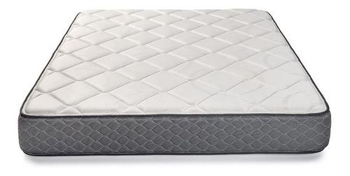 colchón piero namasté 2 plazas 190x140 espuma alta densidad