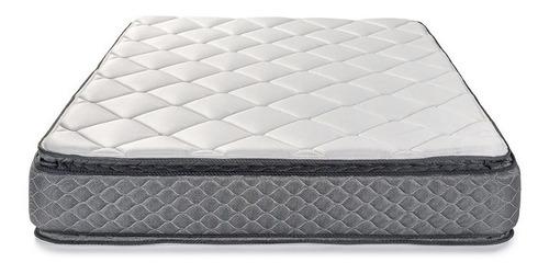 colchón piero namasté pillow top 2 plazas 190x140