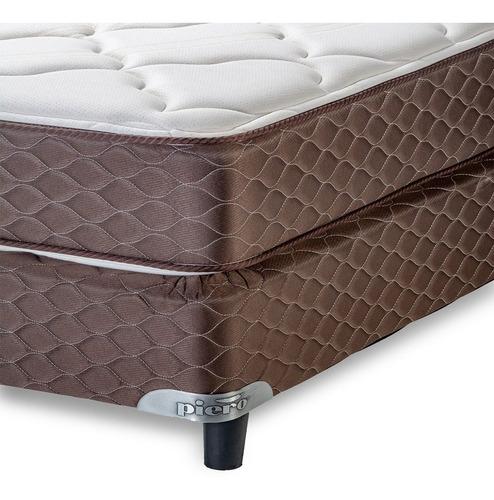colchón piero nirvana 190 x 90 espuma alta dens 35 kg/m3