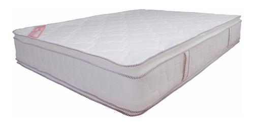 colchón pillow semidoble estandar ortopédico 120x190