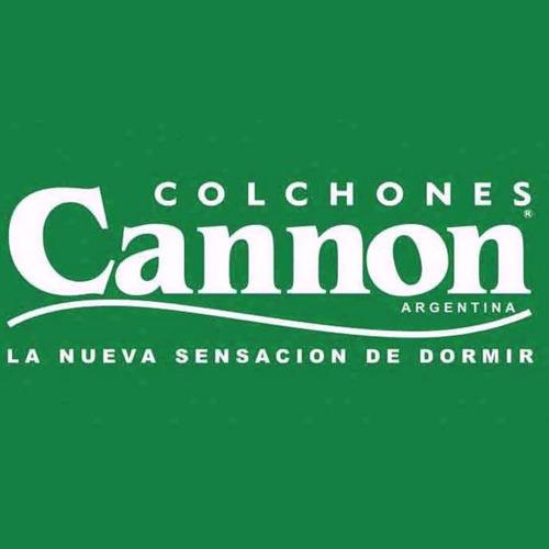 colchon plazas cannon