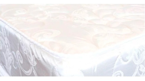colchón plus espuma 2 plazas pillow 140x190x22-mh