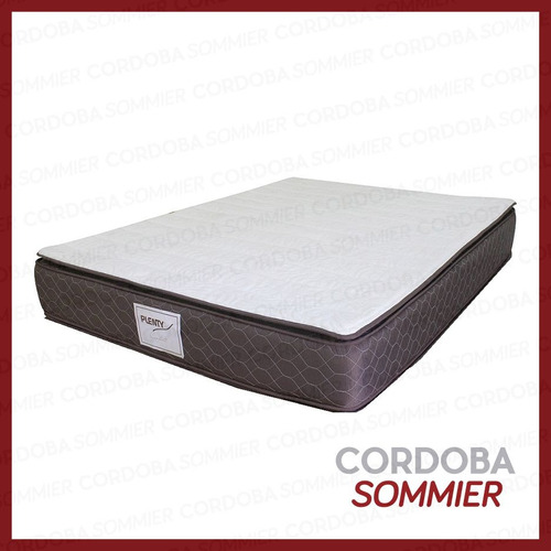 colchón premium confort bonnell 150 x 200 cm. plenty