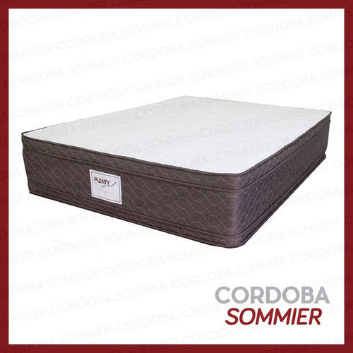 colchón premium pocket 160 x 200 cm. plenty