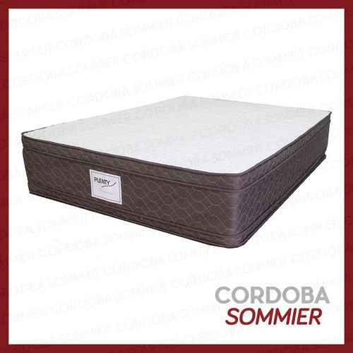 colchón premium pocket 180 x 200 cm. plenty