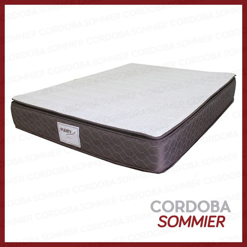 colchón premium relax pocket 80 x 200 cm. plenty