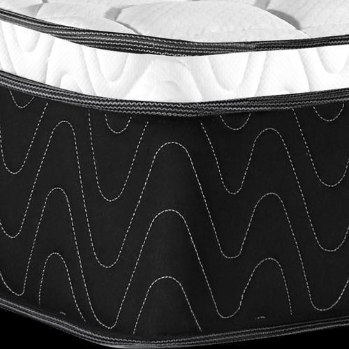colchón pullman pullpack euro u doble 140x190