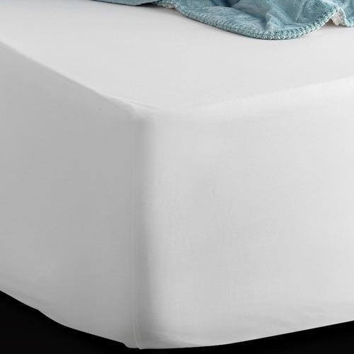 colchón pullman rollpocket euro u semidoble + lencería
