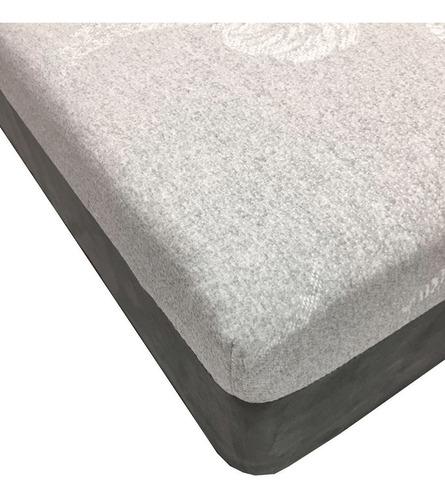 colchón restonic gel care king size