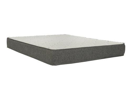 colchón robusta 2 plazas divino de 24cm