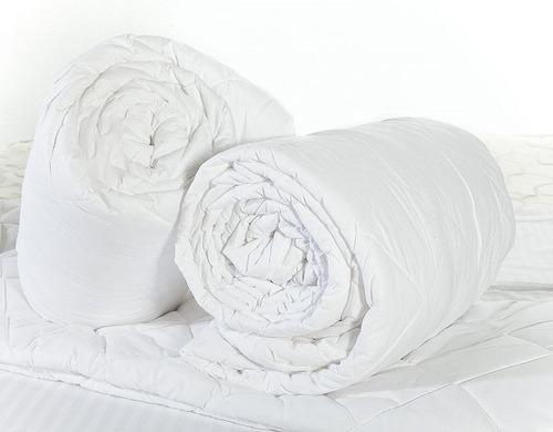 colchón salvación+base+lencería king 200x200 (semi firme)