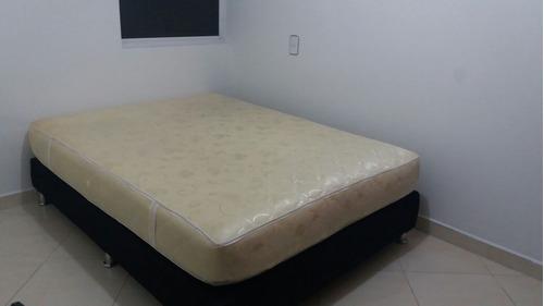 colchón semi-ortopédico 1.20 (solo 4 meses de uso)