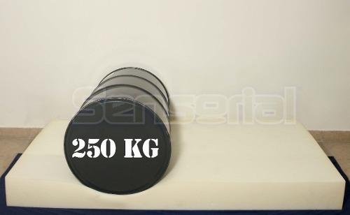 colchón sensorial fit memory espuma 190x140 dct