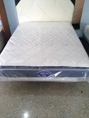 colchon simmons backcare advance queen 1.60 variedades