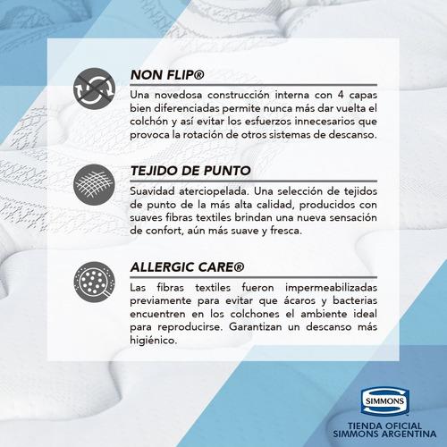 colchón simmons beautyrest recharge supreme 1 plaza 190x90