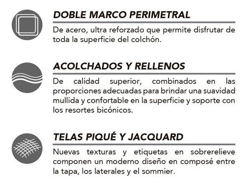 colchón simmons deepsleep 1 plaza 190x80
