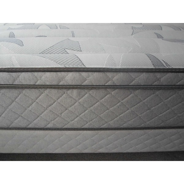 Colchon + Sommier 2 Plazas (140x190) Belmo Pocket Europillow ...