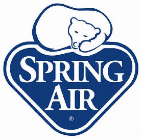 colchón spring air matrimonial