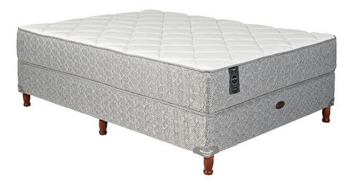 colchón springwall mcp201 + sommier msx124 140x190