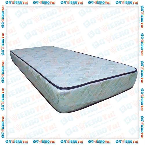 colchon suavestar extra 80 x 1,90 alta densidad + almohada de regalo + envio gratis