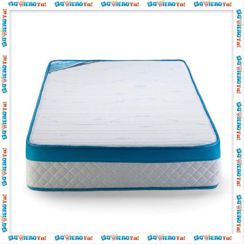 colchon suavestar sport alta densidad 30kg/m3 190x80x23 new