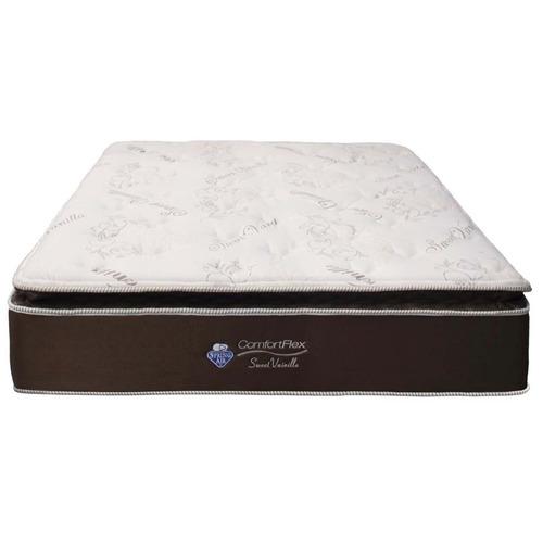 colchon sweet vainilla springair matrimonial sleepmart s/box