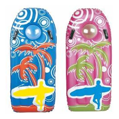 colchon tabla palmera inflable bestway playa 42020