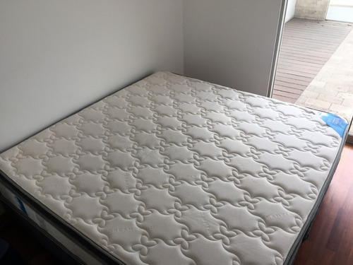 colchón + tarima drimer king 2 m x 2 m
