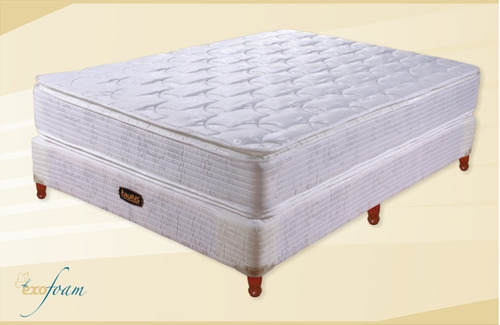 colchon taurus resortes equis 190x80