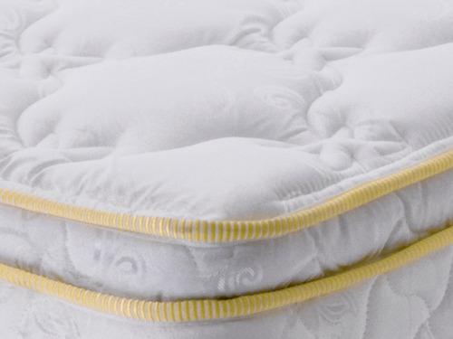 colchón titan gold maxi pillow 1.40 x 1.90