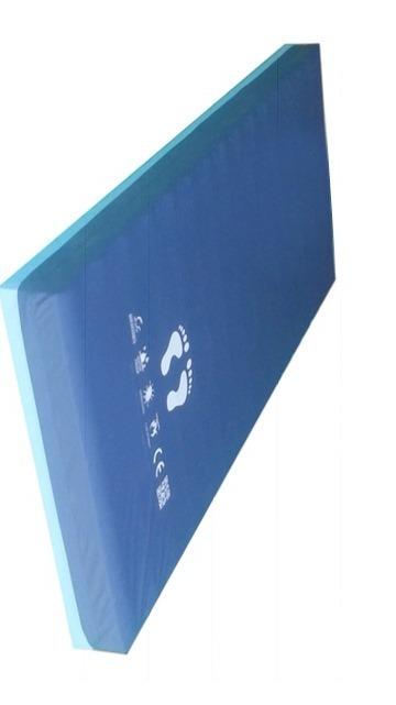 516ad1a92cb Colchón Viscoelástico Funda Impermeable Soporta 120kg -   250.000 en ...