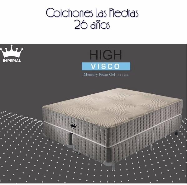 Colchon viscoelastico gel 200x200 solo alta gama clp - Colchon 200x200 ...