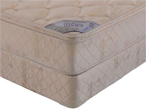 colchon y sommier belmo dorado pillow king size 200x200