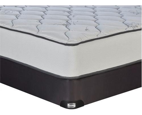 colchón y sommier simmons deepsleep - 2 plazas - 140x190