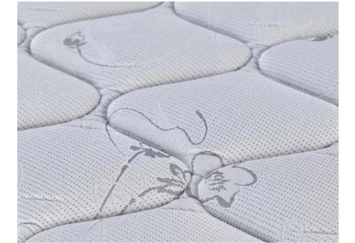 colchón y sommier simmons deepsleep - queen - 160x200