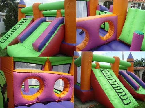 colchones inflables camas parque titeres y mas.. sureste ccs