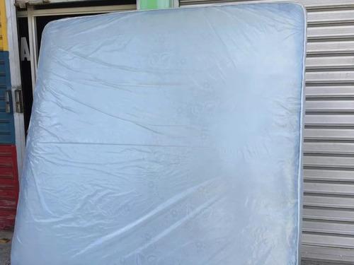 colchones king size 2x2 semiortopedicos garantizados