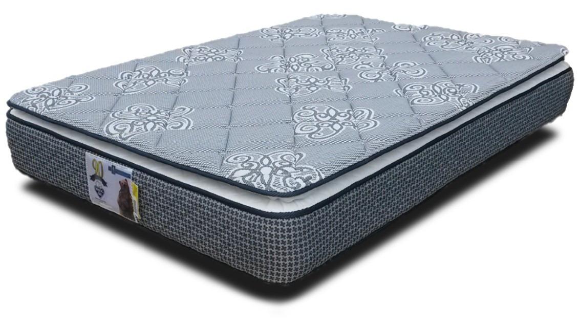 Colchones queen size spring air colchoneta pillow top 4 en mercado libre - Opiniones colchones ...