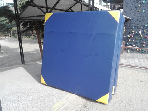 colchoneta 100x50x4 cm tela oxford alta densidad