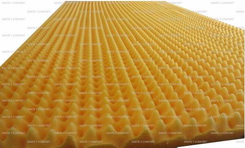 colchoneta antiescaras relajante antifluido 90x190x5 cm