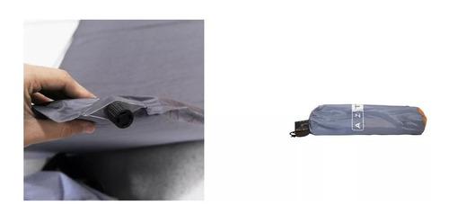 colchoneta autoinflable ntk rubi 1,88mts x 0,55mts x 3cm