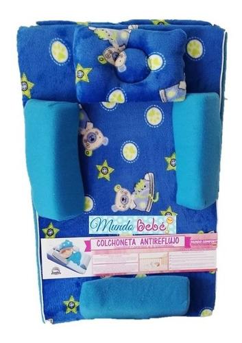 colchoneta cojin antireflujo para bebe