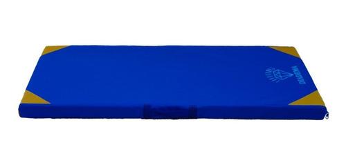 colchoneta deportiva 1x50x5 densidad 60 tela oxford