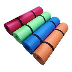 Colchoneta Ejercicios 150x50cm X 5mm Yoga Pilates Gym
