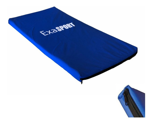 colchoneta gimnasia fitness yoga abdominales 1*40*3 exahome