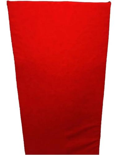 colchoneta gimnasia gym yoga c/ cierre 1m x 50cmx4cm premium