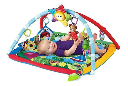 colchoneta gimnasio para bebes